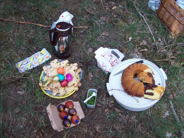 Osterpicknick - alles, was das Herz begehrte!