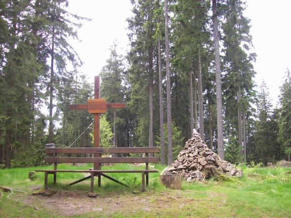 Die Martingshardt ohne Wanderer