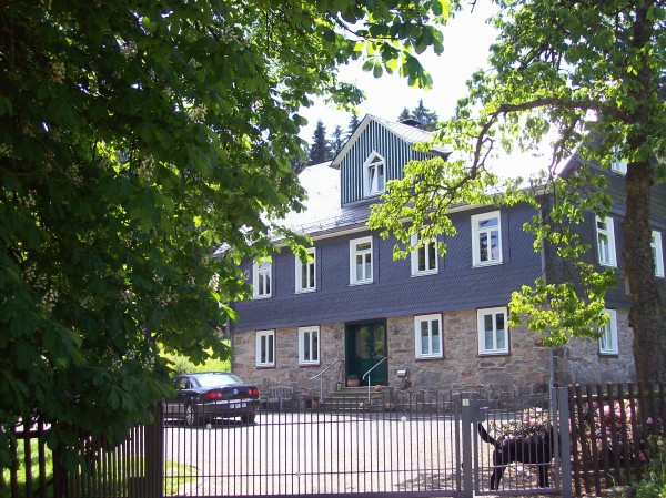 Das älteste Haus in Christianseck
