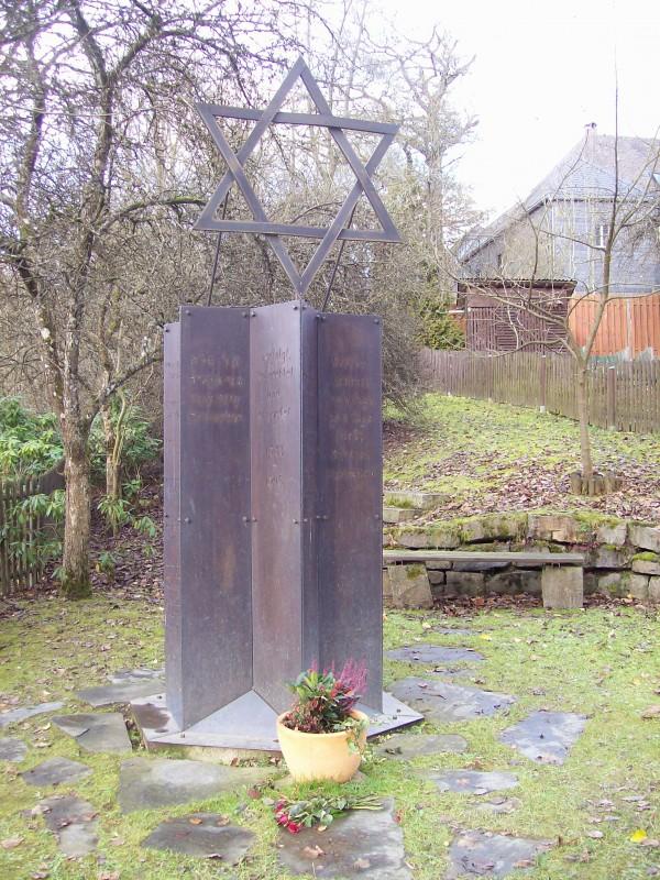 Jüdische Gedenkstätte - 2000 eingeweiht