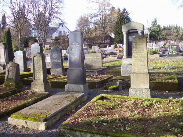 Jüdische Grabstätten