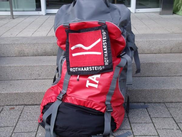 Der Rothaarsteig-Rucksack in einer etwas anderen Dimension