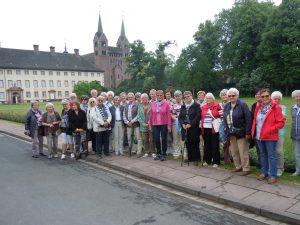 Die Teilnehmer der Tagesreise