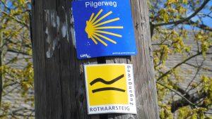 Auch das Sauerland bietet die Möglichkeit zum Pilgern