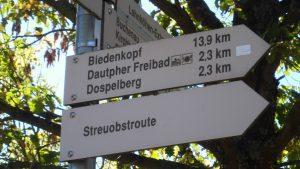Hier entlang bitte